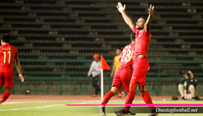 Kemenangan Timnas Indonesia Atas Kamboja