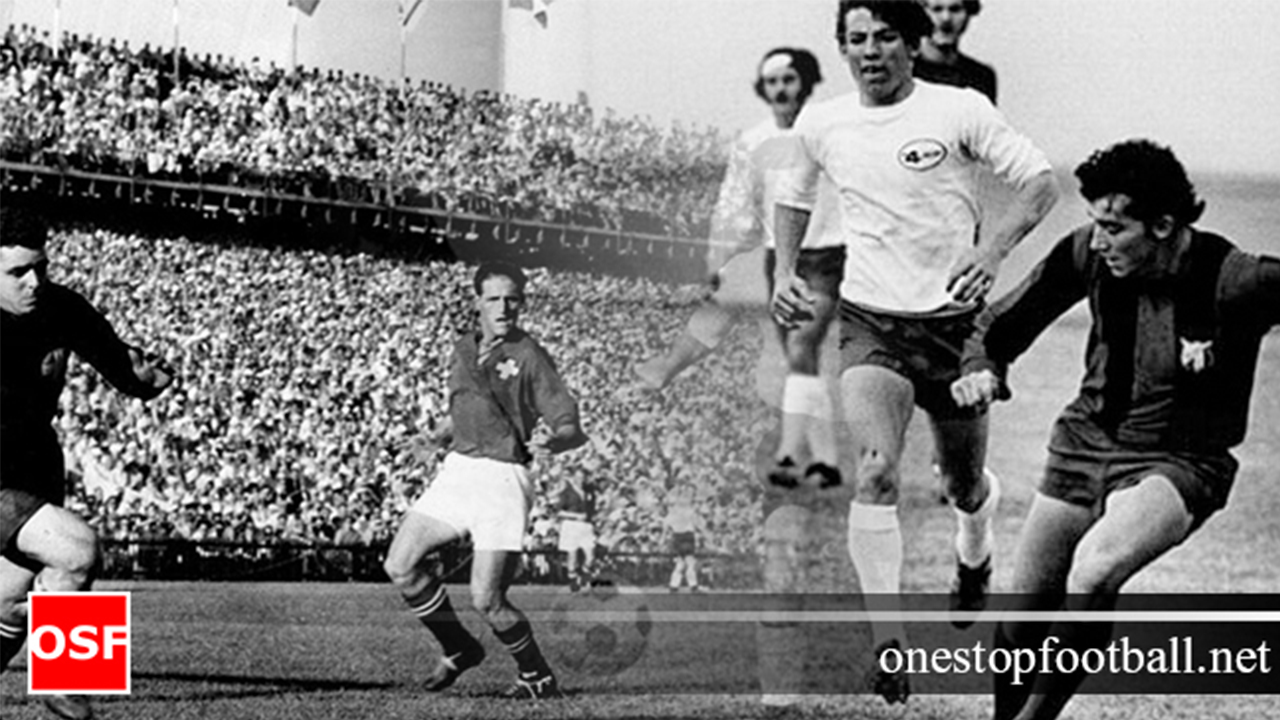 Sejarah sepakbola