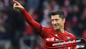 Robert Lewandowski Top Skor Pekan ke-26 Bundesliga