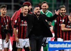 Naik Ke Pringkat Lima Club Ac Milan