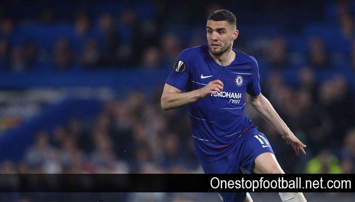 Mateo Kovacic Ingin Jadi Frank Lampard Baru di Chelsea