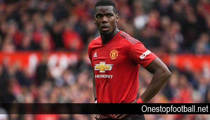 Paul Pogba Tolak Perpanjang Kontrak di Manchester United