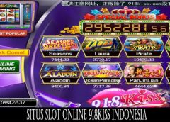Situs Slot Online 918KISS Indonesia