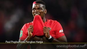 Paul Pogba Kena Pangkas Harga