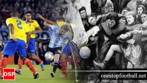 Berkembangnya sepakbola modren dari zaman ke zaman