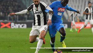 Jarak Juventus dan Napoli semakin dekat