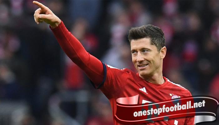 Robert Lewandowski Top Skor Pekan ke-26 Bundesliga