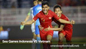 Sea Games Indonesia VS Vietnam